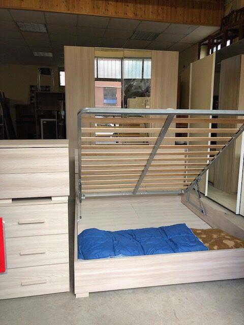 Camera da letto completa con letto contenitore | | Magazzino ...